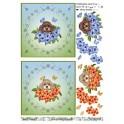 3D ark Barto design nr. 067320 - til dots