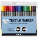 textile marker 20 stk.