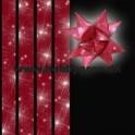 stjernestrimler 10mm x 64 tk. rød stjernehimmel