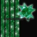 stjernestrimler 10mm x 64 tk. grøn stjernehimmel