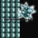 stjernestrimler 10mm x 64 tk. petroleumsfarvet med stjerner