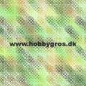 14x28 cm kort priktern grøn