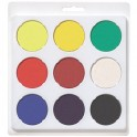 vandfarve 9 farver