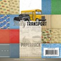 "Amy Design blok ""Daily transport"" 10020"