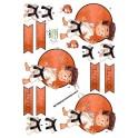 3D ark  karate - DanDesign 12473