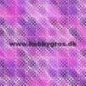14x28 cm kort priktern lilla