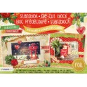 "Studiolight A5 blok ""traditional christmas"" SL16"