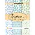 A4 Felicita Design papir 69807