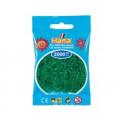 Hama perler mini 2000stk. grøn 501-10