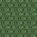14x28cm kort juletræer grøn