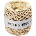 papirsnor 50m natur